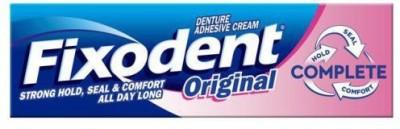 Fixodent Denture Adhesive Cream Complete Toothpaste