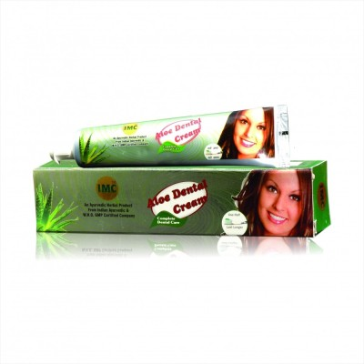 Imc Aloe Dental Cream Aloevera Toothpaste