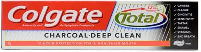 Colgate Deep Clean Charcoal Toothpaste