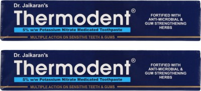 Dr. Jaikaran Thermodent Herbal Toothpaste
