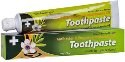 Manuka Vantage Antibacterial Propolis Toothpaste Manuka, Mint Toothpaste