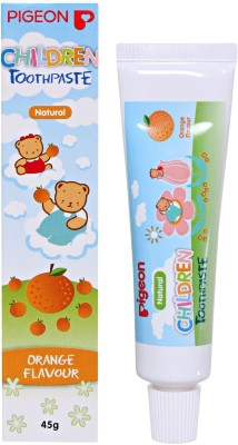 Pigeon Children Toothpaste Orange Toothpaste