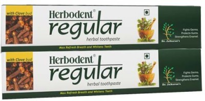 Dr. Jaikaran Herbodent Regular Herbal Toothpaste