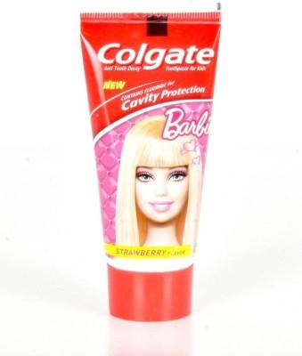 Colgate Kids - Barbie (Strawberry Flavour) Mild Strawberry Toothpaste