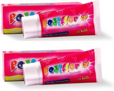 Pediflor Kidz Toothpaste Bubble Gum Toothpaste