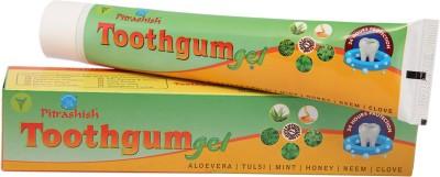 PITRASHISH Toothgum Gel Tulsi, Mint, Nee...
