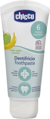 Chicco Banana Apple Toothpaste(50 ml)