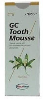 Recaldent GC Tooth Mousse Vanilla Toothpaste
