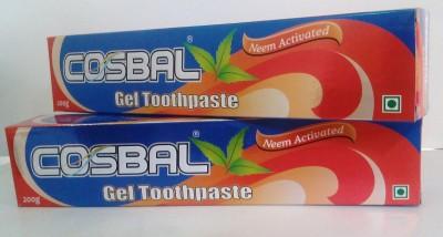 Cosbal Gel Menthol Toothpaste