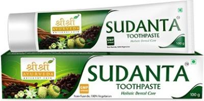 Sri Sri Ayurveda Sudanta Natural Toothpaste(100 g)