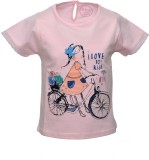 Pepito Top For Casual Cotton Top (Pink)