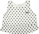 Hunny Bunny Top For Girl's Party Crop To...