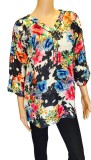 FASIION Casual 3/4th Sleeve Floral Print...