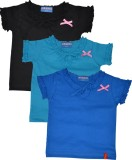 Clever Top For Casual Cotton (Blue)