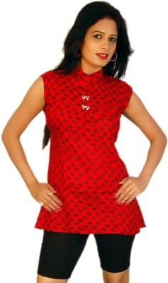 Feminine Casual Short Sleeve Solid Women's Multicolor Top