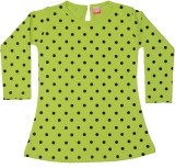 Myfaa Top For Girl's Casual Cotton Top