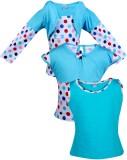 Gkidz Top For Casual Cotton (Light Blue)