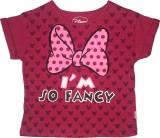 Mickey & Friends Top For Girls Casual Co...