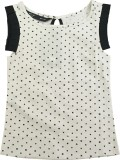 IDK Top For Girls Casual Cotton Top
