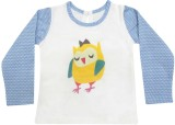 Always Kids Top For Party Cotton (Blue)