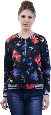 Merch21 Casual Full Sleeve Floral Print Women's Multicolor Top