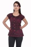 GMI Casual Short Sleeve Printed Women's ...