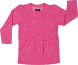 Mia Top For Girls Casual Polyester