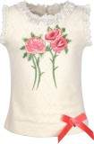 Cutecumber Top For Party Polyester Top