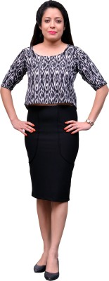 Change360?? Casual, Party 3/4 Sleeve Printed Women's Multicolor Top
