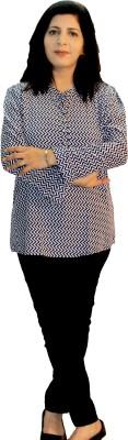 Shonaa Casual Full Sleeve Printed Women's Multicolor Top