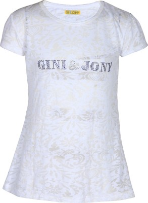 Gini & Jony Top For Girls