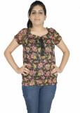 Kashana Fashions Casual Cap Sleeve Flora...
