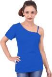Clo Clu Casual Short Sleeve Solid Women'...