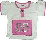 Retaaz Top For Party Cotton (Pink)