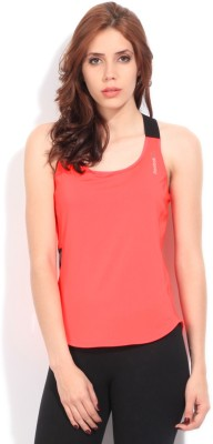 Reebok Sports Women's Orange Top