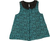 Teeny Tantrums Top For Girls Party Polye...