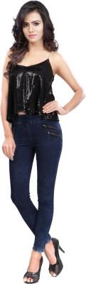 Urban Fashion Bank Casual, Party, Festive, Lounge Wear Sleeveless Woven Women's Black Top
