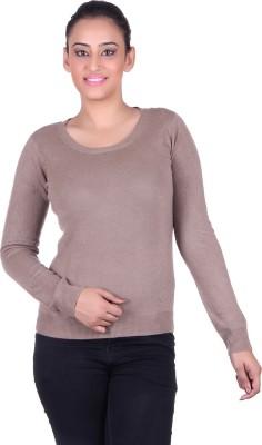 Deutz Casual Full Sleeve Solid Women's Black Top