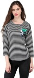 Ritzzy Casual 3/4th Sleeve Solid Women's...