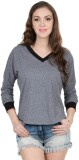 Iralzo Casual Full Sleeve Solid Women's ...