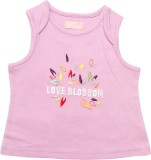 Jus Cubs Top For Baby Girls Casual Cotto...