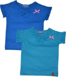 Clever Top For Girls Casual Cotton (Ligh...