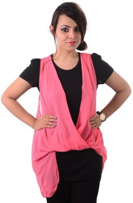 Shivi's Designer Studio Casual Short Sleeve Solid Women's Multicolor Top