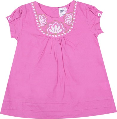 Max Casual Baby Girl's Top