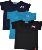 Clever Top For Baby Girls Casual Cotton
