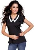Yaari Casual Sleeveless Solid Women's Bl...