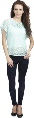 kellan Party Sleeveless Printed Women's Multicolor Top
