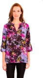 Vivante by VSA Casual 3/4th Sleeve Flora...
