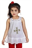 Maggie Top For Girls Casual Cotton