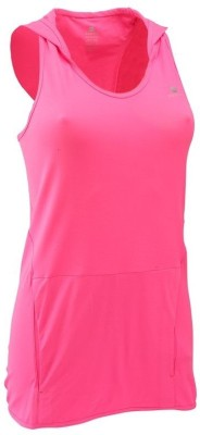Domyos Sports Sleeveless Solid Women's Pink Top